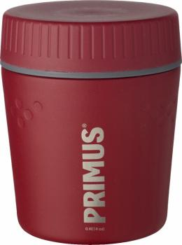 primus trailbreak mattermos 400ml - barn red