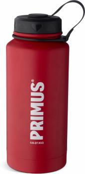 primus trailbottle 0.8l vacuum - red