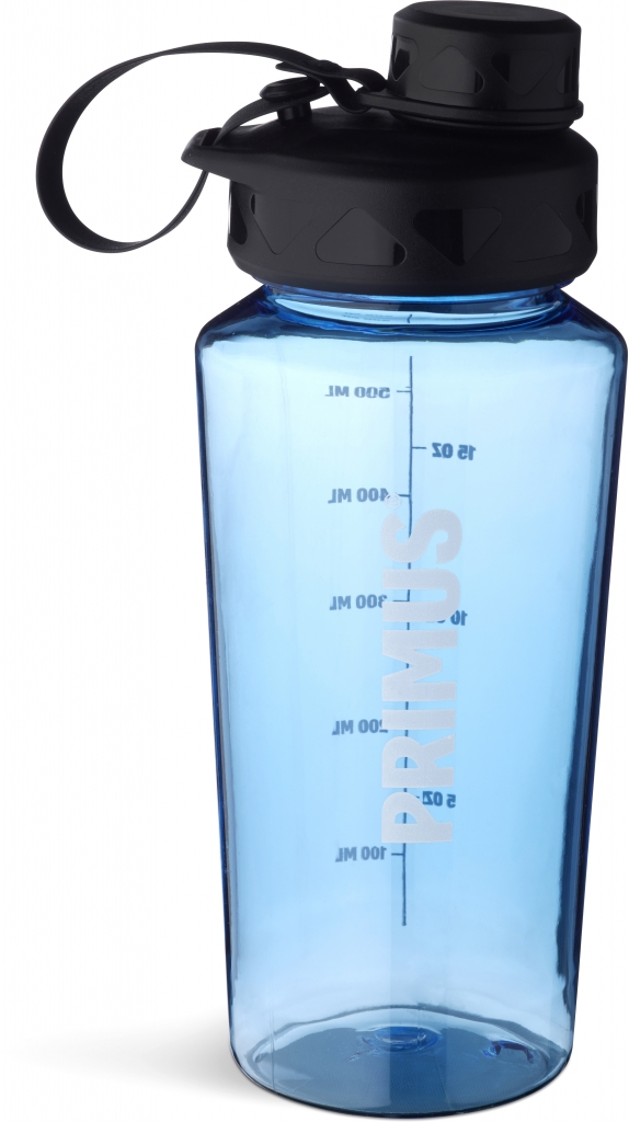 primus trailbottle drikkeflaske 0.6l - tritan blue