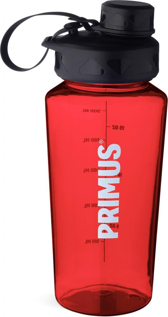 primus trailbottle drikkeflaske 0.6l - tritan red