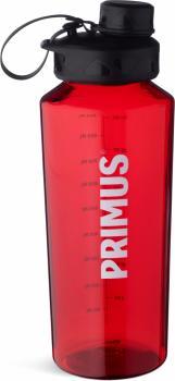 primus trailbottle drikkeflaske 1.0l - tritan red