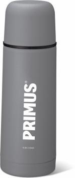 primus vacuum bottle termos 0.75l - concrete gray