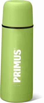 primus vacuum bottle termos 0.75l - leaf green