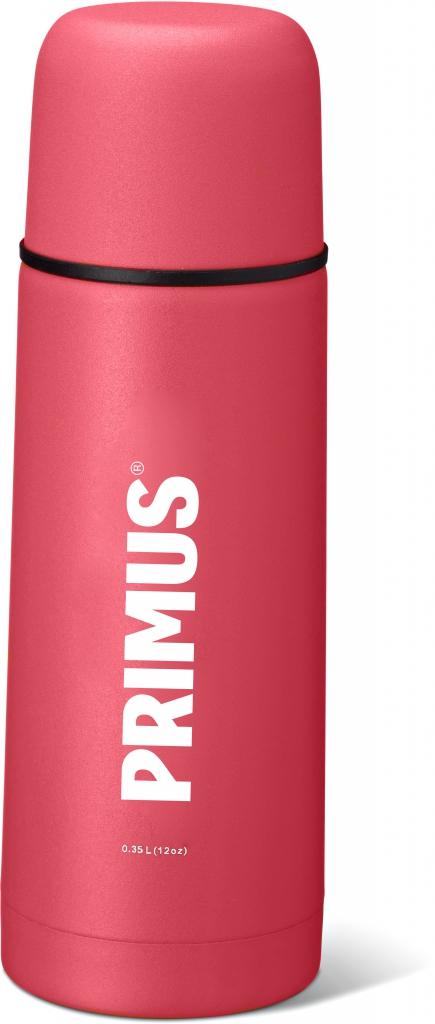 primus vacuum bottle termos 0.75l - melon pink