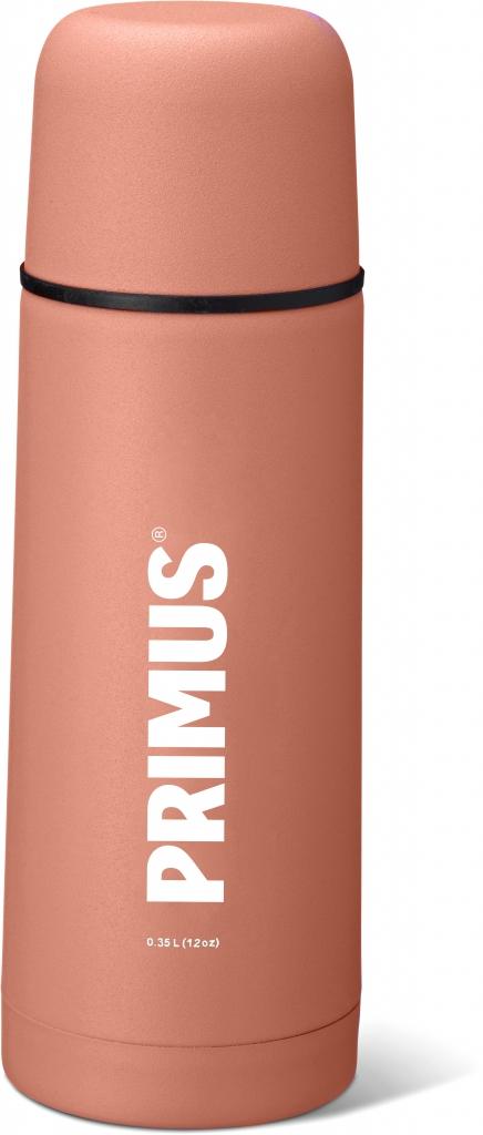 primus vacuum bottle termos 0.75l - salmon pink
