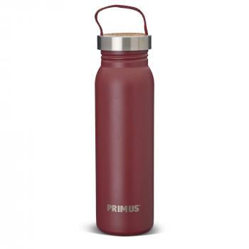 primus klunken bottle 0.7l ox red
