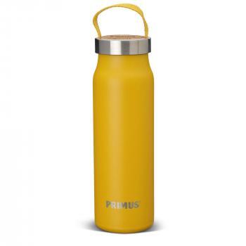 primus klunken vacuum bottle 0.5l yellow