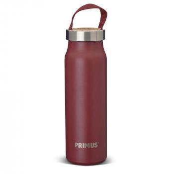primus klunken vacuum bottle 0.5l ox red