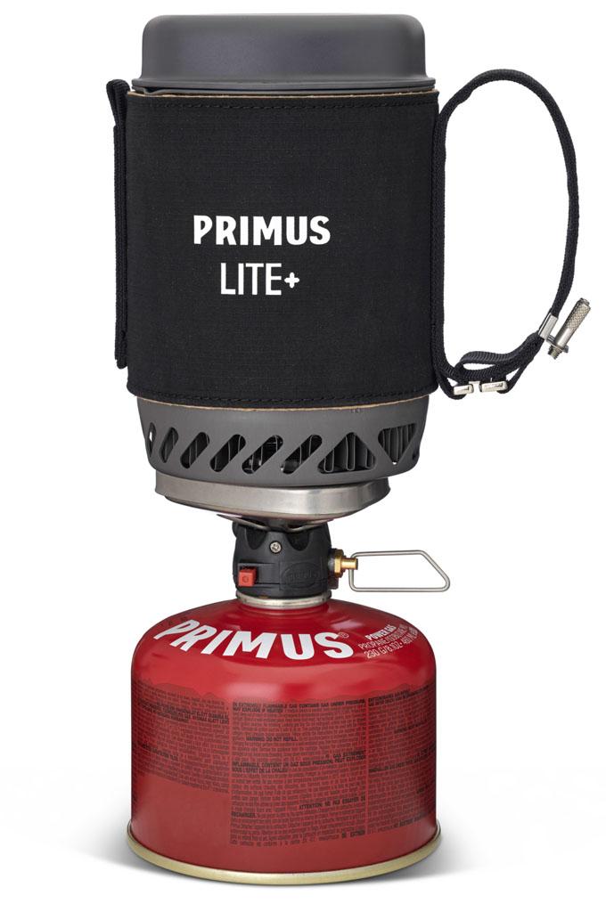 primus lite plus stove system - black